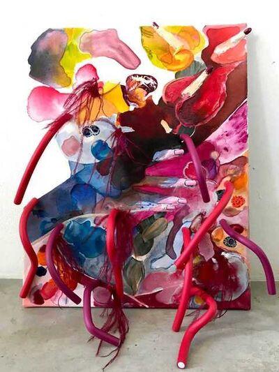 Anastasia Pather, 'Finger Flower', 2020