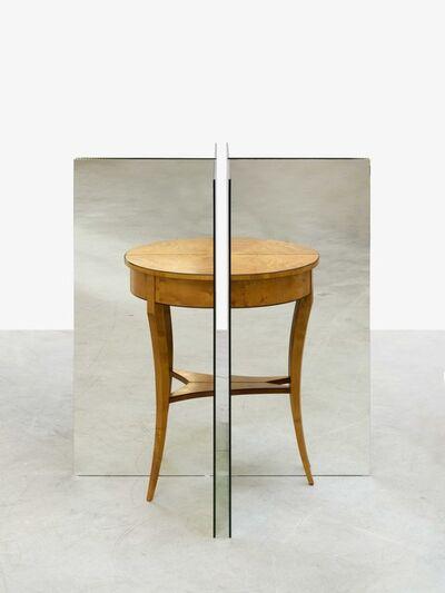 Alicja Kwade, 'Ein Tisch ist eim Bild', 2020