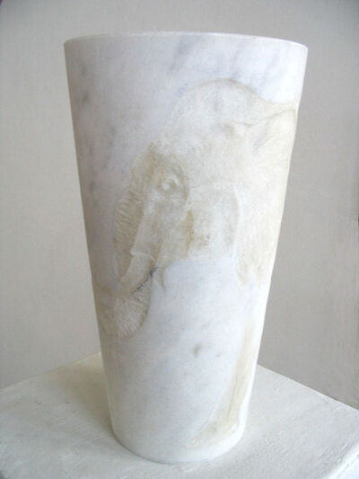 Veljko Zejak, 'Cylindrical seal - marble', 2005