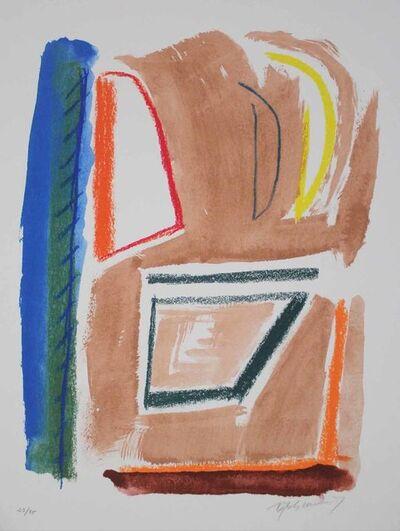 Albert Ràfols-Casamada, 'Estructures 1', 2006