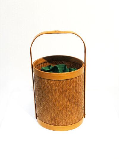 Sin Jeong Seo, 'Ottchiled bamboo basket', 2019