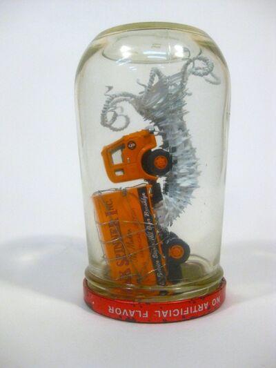 Nomadic Fungi Institute, 'Untitled (Car in Jar)', 2015-2016