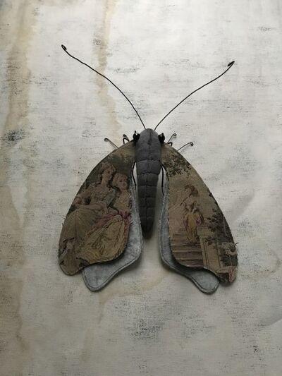Larysa Bernhardt, 'Moth Fairy V1', 2020