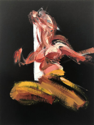 Wyatt Mills, 'Paper Figure 1', 2019