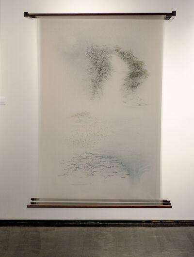 Asami Yoshiga, 'The Four Seasons Garden Summer', 2015
