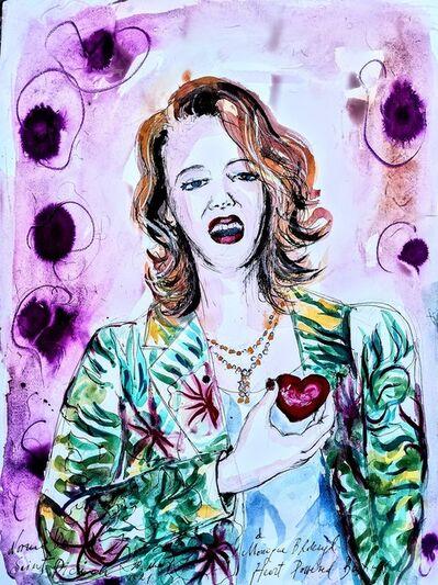 Norma de Saint Picman, 'Hommage à Monique Blokzyl et Marlene Dietrich', 2021