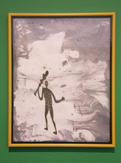 Bhakti Baxter, 'Caveman With a Club Earthwork', 2011