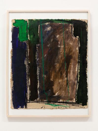 Robert Thiele, 'Untitled', 1986