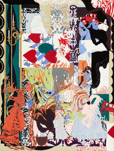 Norah Lovell, 'Untwinned Horn: Capilus', 2013