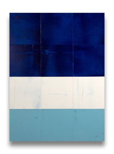Matthew Langley, 'Crystal Days (Abstract painting)', 2012