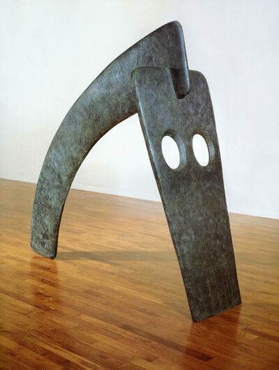 William Turnbull, 'Horse', 1999