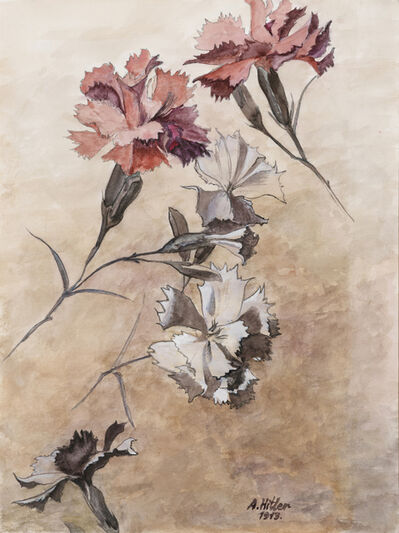 Yang Jiechang 杨诘苍, 'These are still Flowers 1913-2013 No. 10 还是花鸟画1913-2013 10号', 2013