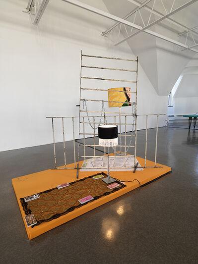 Josef Strau, 'Guadalupe Speaks', 2014