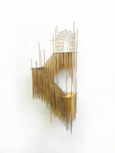 David Moreno (b.1978), 'Up Stairs', 2019