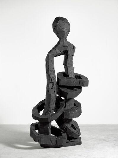 Georg Baselitz, 'Yellow Song', 2013