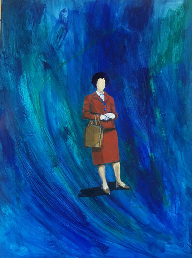 Shula Singer Arbel, 'A Well Dressed Woman', 2018-2019