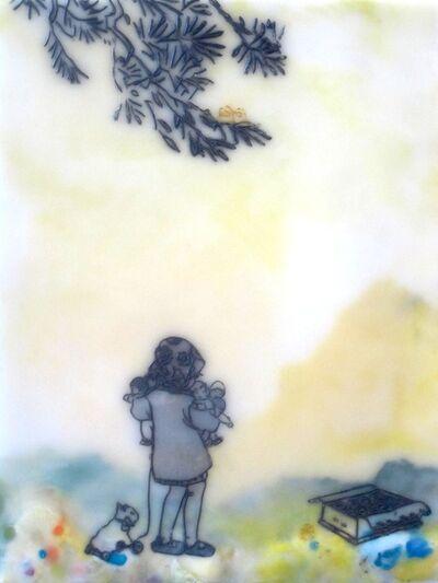 Cecile Chong, 'Chocolate-Chocolate-ChiKuLek 朱古力 (II)', 2013