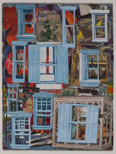 Lance Letscher, 'Ten Windowns', 2020