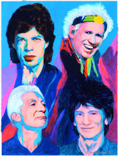 James Gill, 'Rolling Stones Collection Box', 2020