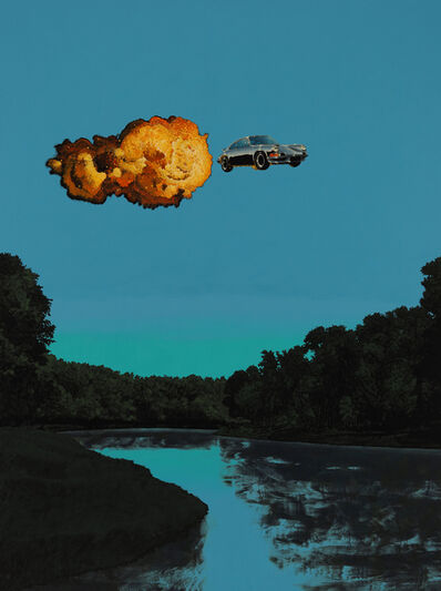 Sean William Randall, 'Contact', 2020
