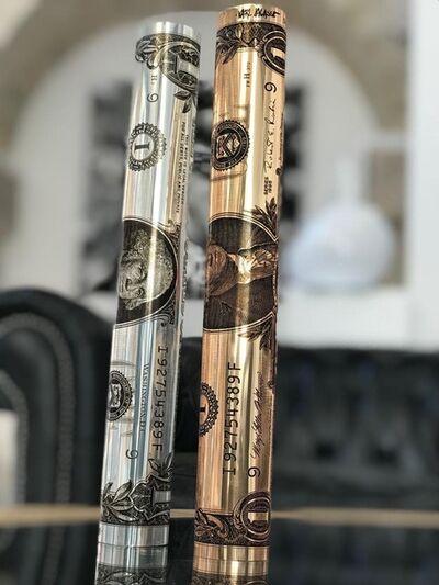 Karl Lagasse, 'One Dollar Roll Silver', 2019