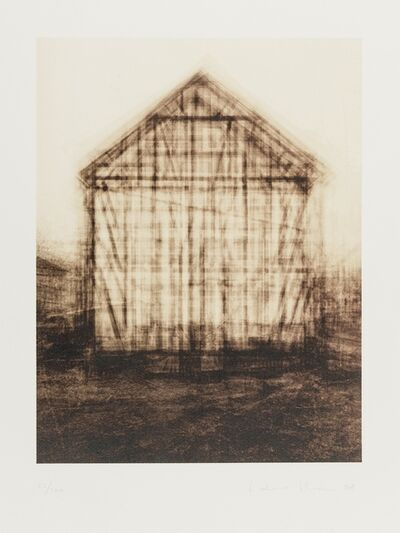 Idris Khan, 'Every...Bernd and Hilla Becher Gable Sided Houses', 2008