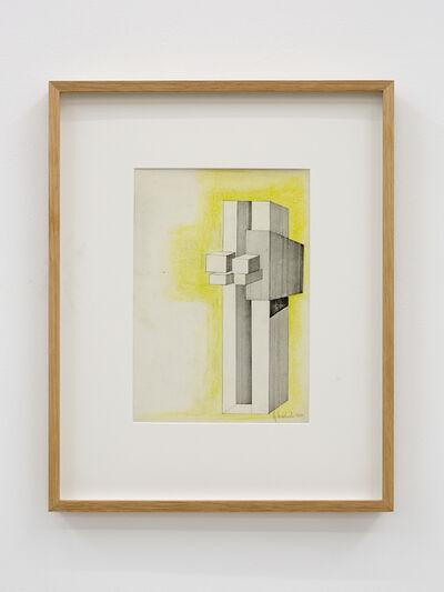Helen Escobedo, 'Untitled', 1970