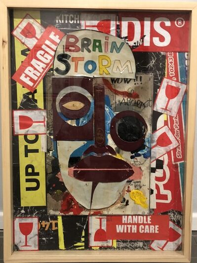 Julian Hoffmann, 'Brain Storm', 2018