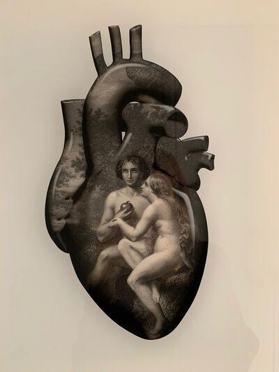 Magnus Gjoen, 'Eve Donne la Pomme a Adam', 2018