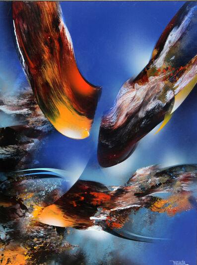 Leonardo Nierman, 'Bird of Paradise'
