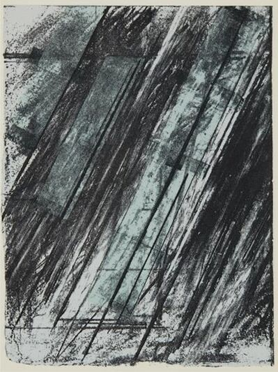 Cy Twombly, 'Untitled, from the Collection of Ileana Sonnabend and the Estate of Nina Castelli (Bastian, 38)', 1973