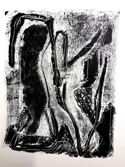 """Jean-Michel Atlan, 'Original Lithograph """"Kafka VI"""" by Jean-Michel Atlan', 1946"""