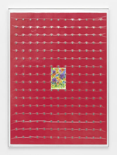 Brad Troemel, 'Jane Seymour 'Flowers 3', 2013 + 1938-2010 PDS JEFFERSON NICKEL COMPLETE SET WITH PROOF 207 COINS SUPER BU', 2015