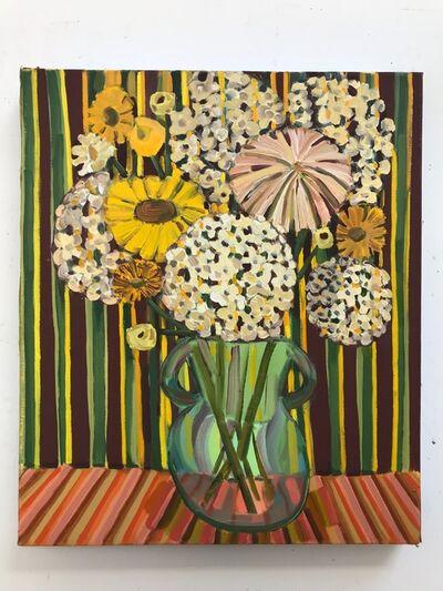 Judith Linhares, 'September Flowers', 2020
