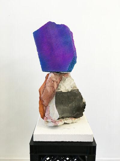 Paul Amundarain, 'Grid Sculpture'