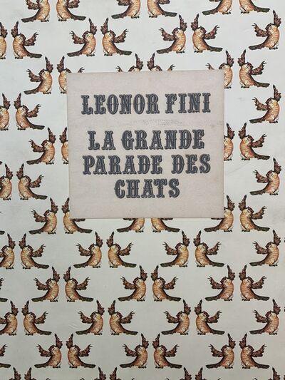 Leonor Fini, 'La Grande Parade des Chats', 1973