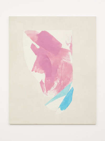 Peter Joseph, 'Rose, Green and light Blue', 2019