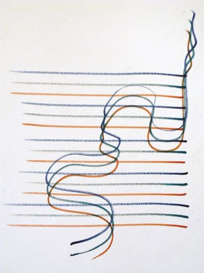 Yaacov Agam, 'Sketch #1b', Unknown