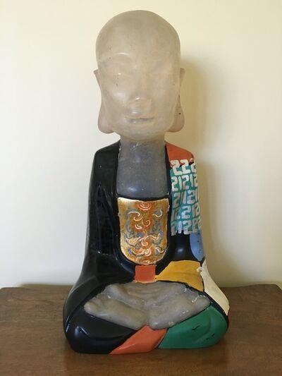 dinh cong dat, 'Sitting Lotus Buddha III', 2015