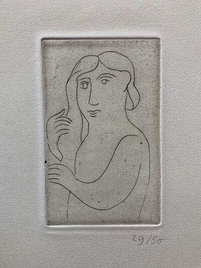 André Derain, 'Sept Planches Gravées sur Cuivre par Derain', 1948