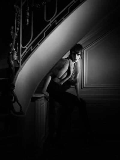 Greg Lotus, 'Under the Stair, Italian Vogue', 2006
