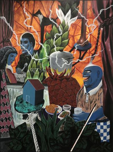 Rodel Tapaya, 'Smells Good', 2019