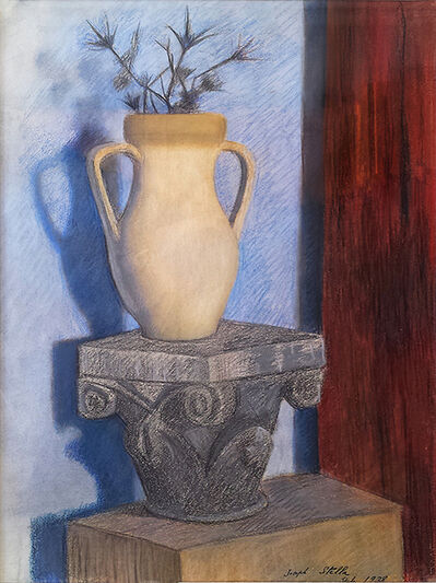Joseph Stella, 'Thistles', 1938