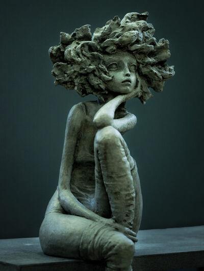 Valérie Hadida, 'L'amoureuse', 2018