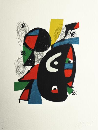 Joan Miró, 'La mélodie acide nr 1223', 1980