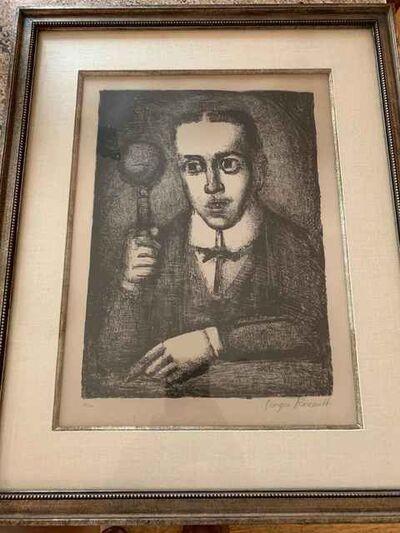 Georges Rouault, 'Judge / Le Bilboquet', 1925