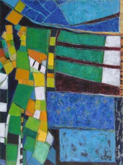 Sylvia Tait, 'Suite for Squares #15', 2014