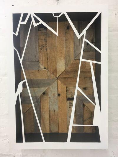 Chris Esposito, 'Malevich Merz', 2019