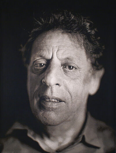 Chuck Close, 'Philip Glass, State II', 2006