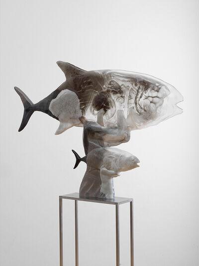 Oliver Laric, 'Fish Relief', 2020